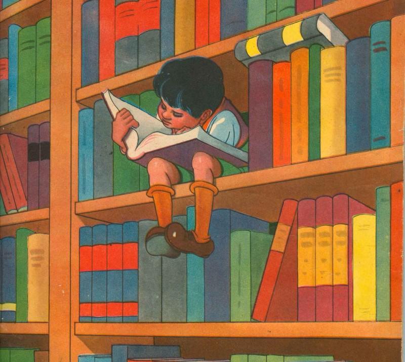 lettura-in-biblioteca