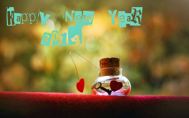 new year 2014 desktop hd wallpaper