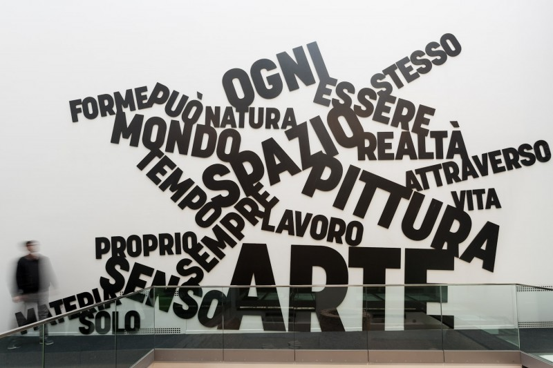 Marotta & Russo - Installazione di «In Teoria», Photo Credits Pierluigi Buttò)