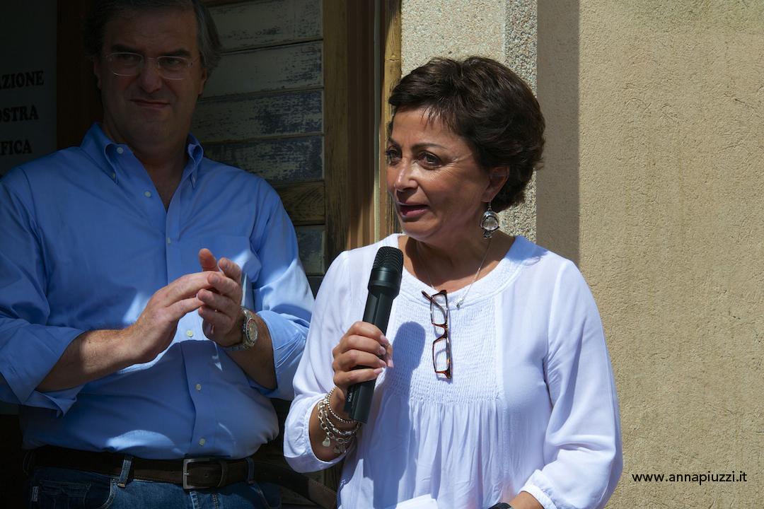 La giornalista Rai, Marinella Chirico