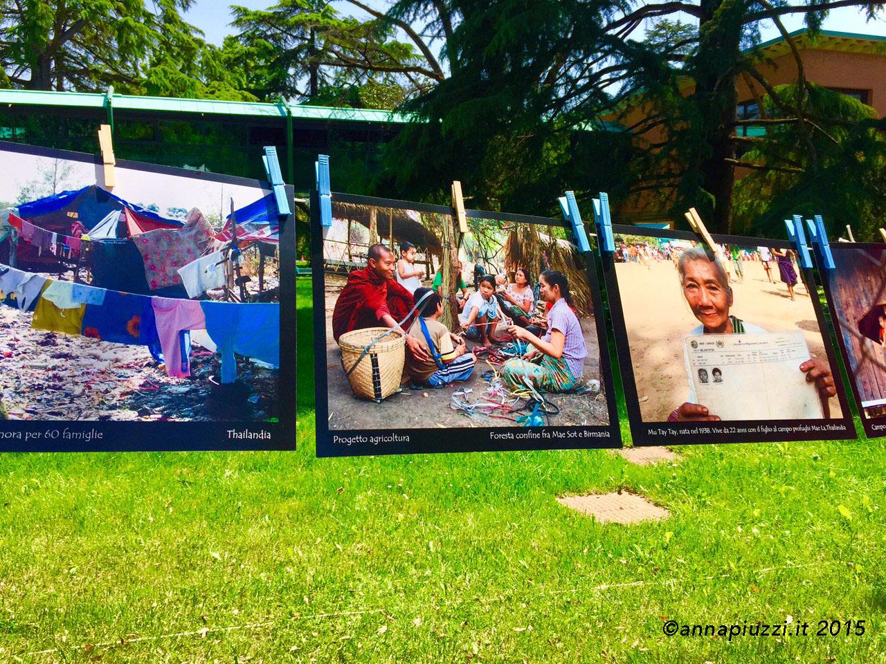 Solidarietà al popolo Birmano