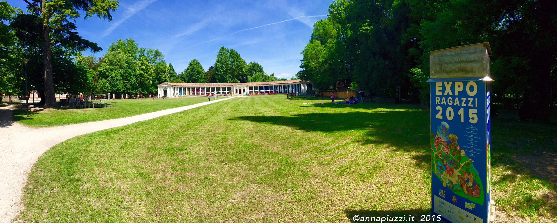 Villa Margherita, parco degli alberi parlanti