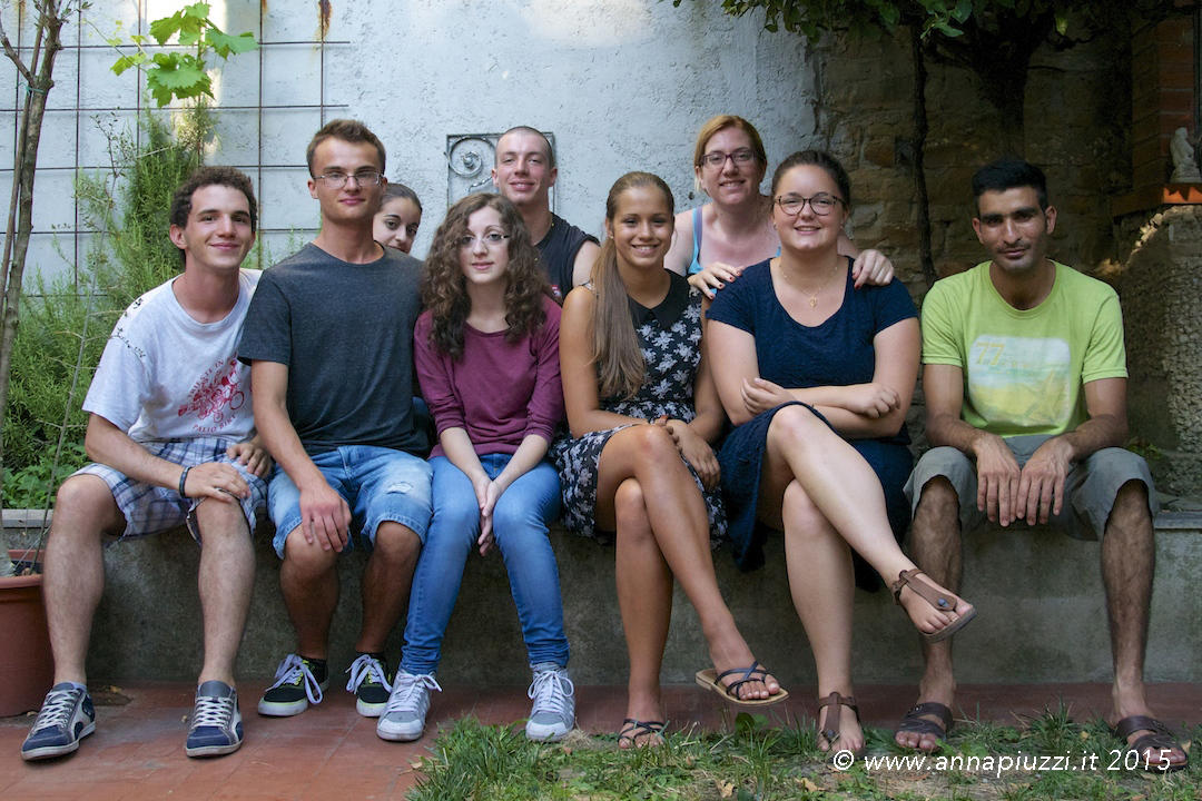 Giovani per la pace - Trieste