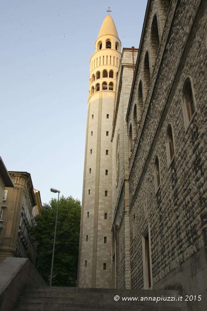 Trieste - Chiesa di via Sant'Anastasio