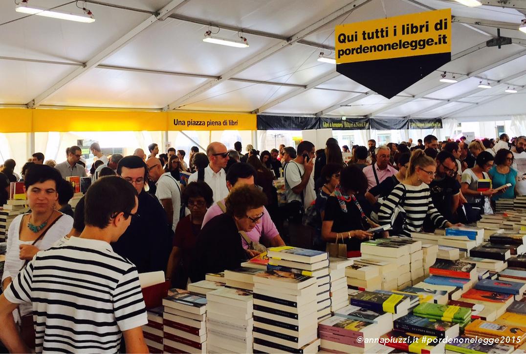 #pordenonelegge2015 - libri a km0