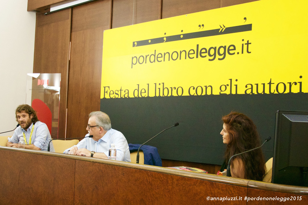 #Pordenonelegge2015 - Nicolò Giraldi
