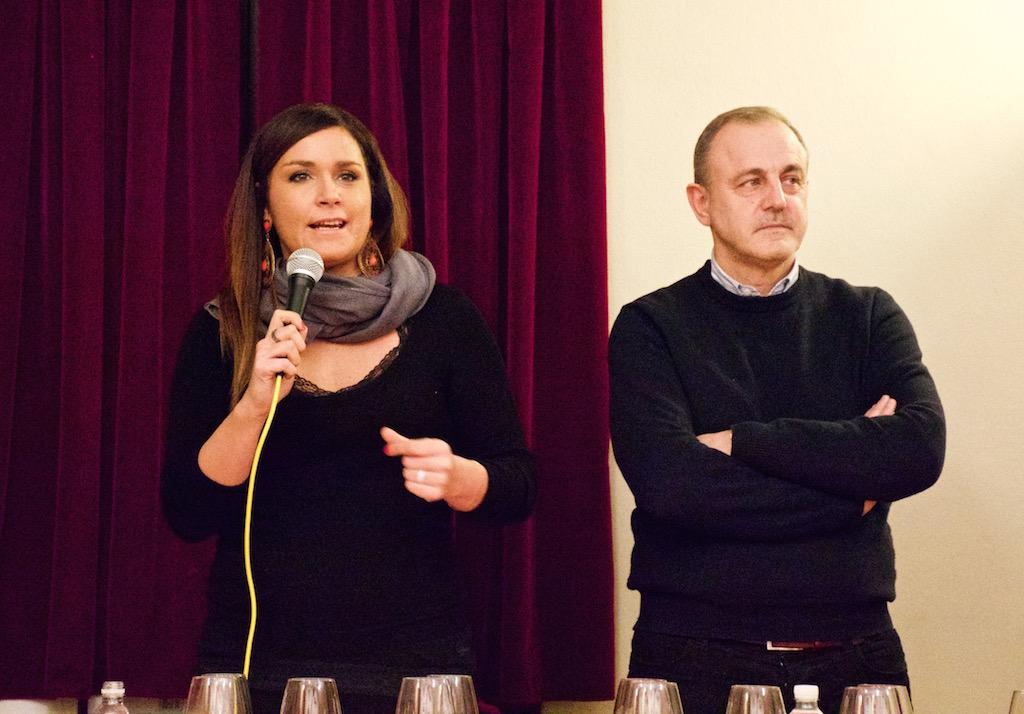 Diana Candusso e Stefano Trinco